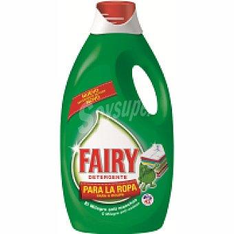Fairy Detergente máquina líquido Botella 42 dosis
