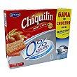 Chiquilin galletas 0% azúcares caja 525 gr Caja 525 gr Artiach