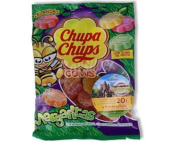 Chupa Chups Gominolas con forma de margaritas 125 gramos