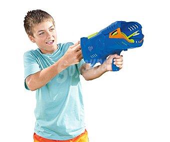 AQUA FORCE Lanzador Bazooka de globos de agua, incluye 50 globos y diana 1 unidad
