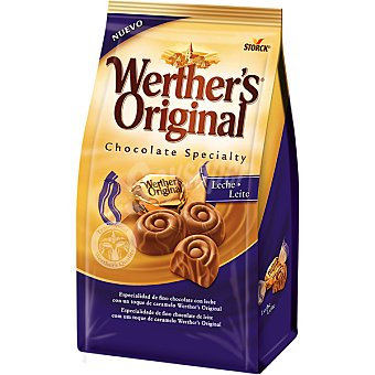 Werther's Original Bombones Chocolate Specialty leche Bolsa 125 g