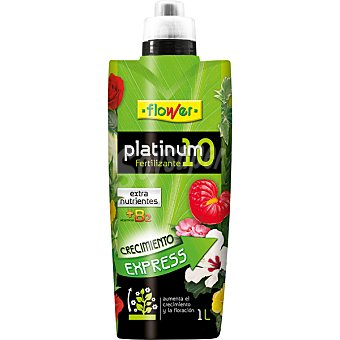 FLOWER Fertilizante provitaminico platinum 1 litro