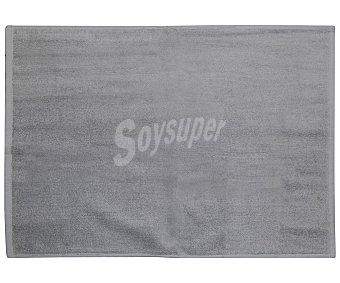 Actuel Alfombra de baño 100% algodón, /m² de densidad, 40x60cm., color gris actuel 700 g