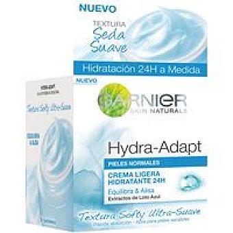 Garnier Crema hidratante azul Hidra-Adapt Tarro 50 ml