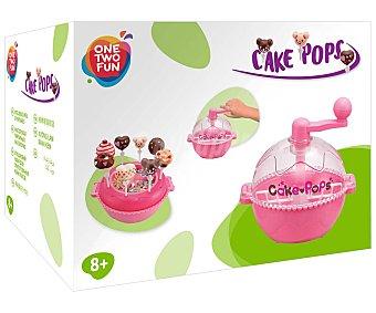 ONE TWO FUN ALCAMPO Fábrica de dulces Fábrica para hacer caramelos con palo alcampo