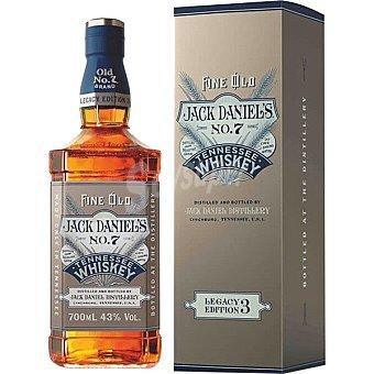 Jack Daniel's Legacy Edition 3 whiskey Bourbon botella 70 cl Botella 70 cl