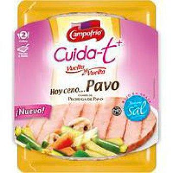 CAMPOFRÍO Cuida-t+ Vuelta y vuelta de pavo Bandeja 190 g