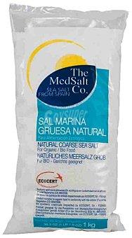 The Med Salt Co Sal Marina Gruesa Seca Natural Ecológica The Med Salt Co 1 kg