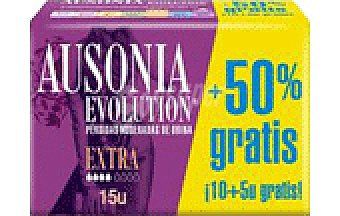 AUSONIA EVOLUTION COMPRESA EXTR 10 UNI