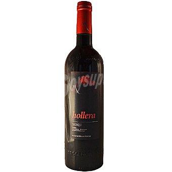Monje Hollera Vino tinto de maceracion carbonica D.O. Tacoronte Acentejo botella 75 cl Botella 75 cl