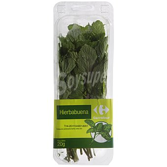 Carrefour Hierbabuena fresca cortada Bolsa de 20 g