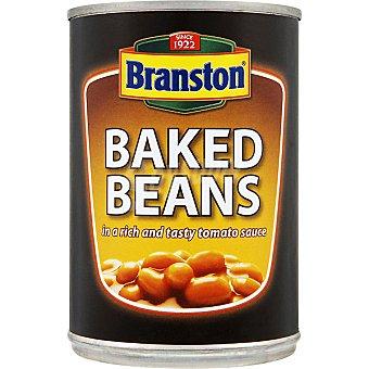 HP Baked Beans alubias guisadas con salsa de tomate Lata 420 g