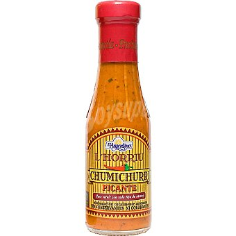 L'HORRIU Salsa chimichurri picante  Frasco 310 ml