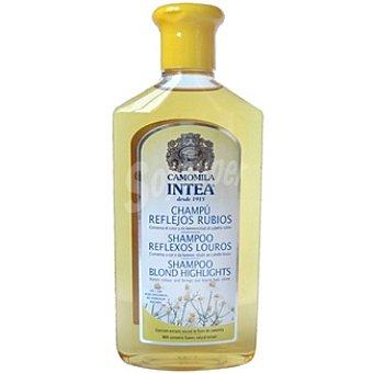 Intea Champú reflejos rubios con extractos de flores de camomila Frasco 500 ml