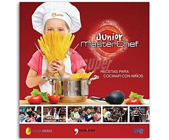 Master Chef Junior Recetas para cocinar 1 unidad