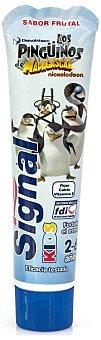Signal Dentífrico kids Pingüinos de Madagascar Tubo 50 ml