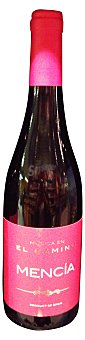 Musica en el camino Vino tinto bierzo mencia Botella 750 ml