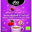 Té inmudidad-salud caja 20 g Yogi Tea