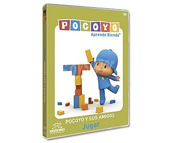 ANIMACIÓN Película en Dvd Pocoyo y sus amigos: A jugar. Género: preescolar, animación, infantil. Edad: TP
