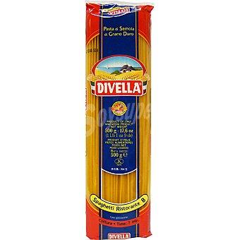 DIVELLA Espaguetis ristorante nº 8 paquete 500 g