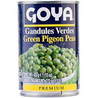Goya Gandules verdes Tarro 425 g