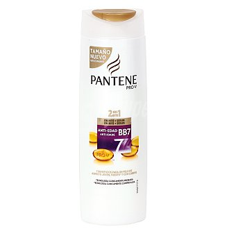 Pantene Pro-v Champú anti-edad BB7 y serum Frasco 360 ml