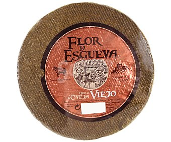 """Flor de Esgueva Queso de oveja viejo """"mini"""" 1000 Gramos"""
