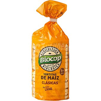 Biocop Tortitas de maíz biológicas Envase 120 g