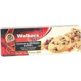 Walkers Galleta oatflake&cranberry Caja 130 g