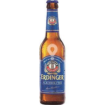 Cerveza de trigo sin alcohol alemana