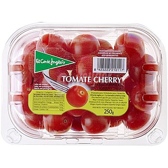 El Corte Inglés Tomate cereza (cherry) Tarrina 250 g