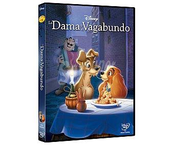 Disney La Dama y el Vagabundo,2014, película en Dvd. Género: Animación, romance, infantil. Edad: Preescolar.