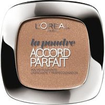 MAQUILLAJE Accord polvo D5 Sable Do l'oreal Pack 1 unid