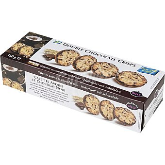 Gille Galletas doble chocolate Caja 150 g