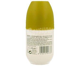 Babaria Desodorante roll-on aceite de oliva 50 ml