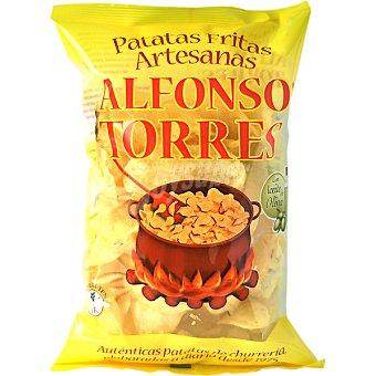 Alfonso Torres Patatas fritas artesanales Bolsa 180 g