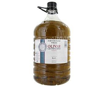 OLIVAR CENTENARIO Aceite de Oliva Virgen 5 Litros
