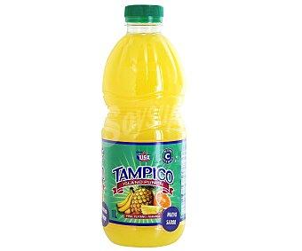 TAMPICO Bebida refrescante Island Punch de plátano, naranja y piña 1 litro