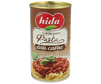 Hida Sofrito para pasta con carne Lata 355 g neto escurrido