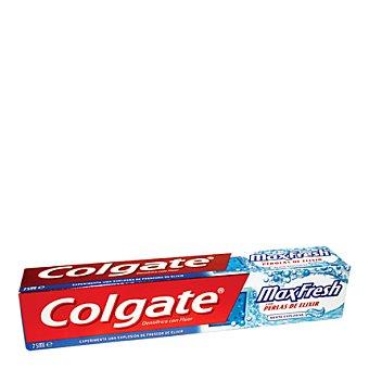 Colgate Max Fresh Crema dental max perlas elixir Tubo 75 ml