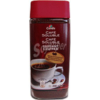 Condis Cafe soluble descafeinado 200 gramos
