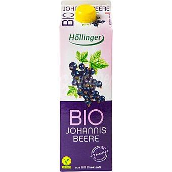 HOLLINGER Zumo de grosella Bio  Envase de 1 l