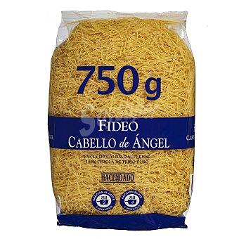 Hacendado Fideo fino cabello angel pasta Paquete 750 g