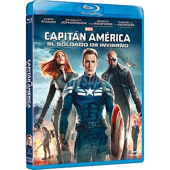 Capitán América El Soldado De Invierno (anthony Russo)