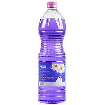 Eroski Fregasuelos ph neutro Botella 1,5 litros
