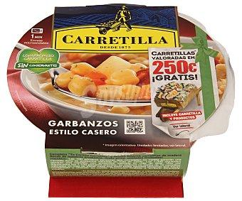 Carretilla Garbanzos al estilo casero 300 gramos