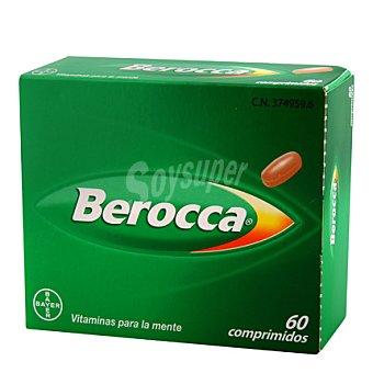Bayer Berocca comprimidos 60 ud