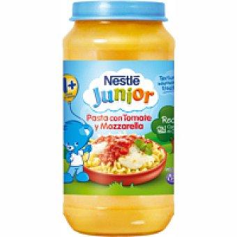 Junior Nestlé Potaje de pasta-mozarella-tomate Tarro 400 g