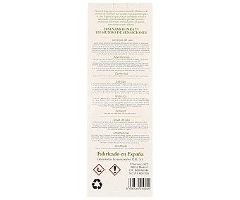 Ambient Air Difusor de varillas de ratán Armonía, con perfume olor a jazmín 100 mililitros