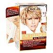 Tinte rubio camel nº 9.13 crema color en matices para cabellos maduros y blancos Caja 1 unidad Age Perfect L'Oréal Paris